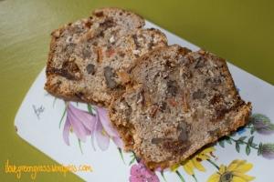 Vegan Fig Cake recipe